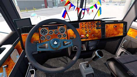 mack titan super liner  american truck simulator