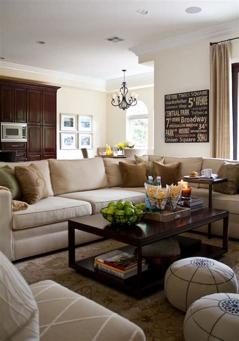 beige and brown living room ideas 1000 ideas about beige sectional on sets sectional furniture and outdoor