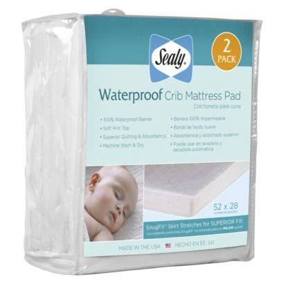 Crib Mattress Pad Target The World S Catalog Of Ideas