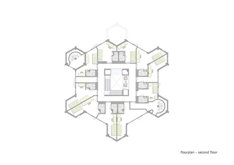 cube house rotterdam floor plan gallery of exodus cube personal architecture 18