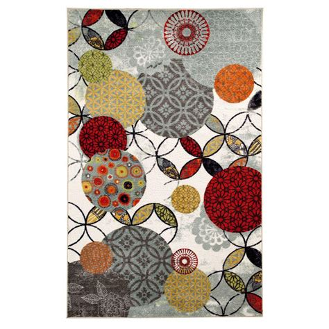 where can i take my area rug to be cleaned mohawk home give and take kaleidscope 5 ft x 8 ft area rug 395711 the home depot