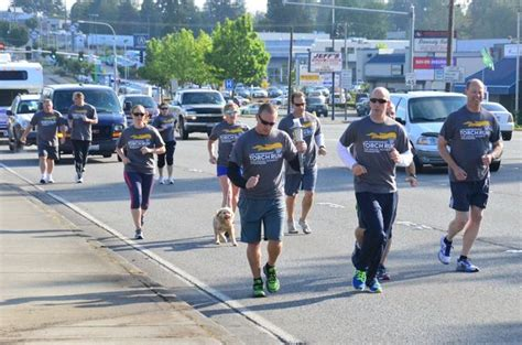 and carry in lynnwood lynnwood mlt edmonds join forces to carry torch