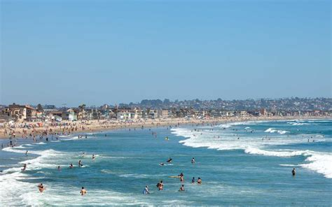 San Diego Search 5 Of The Best Beaches In San Diego Travel Leisure