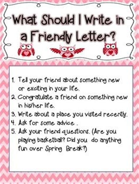 exle of valentines letter how to write a friendly letter s day theme