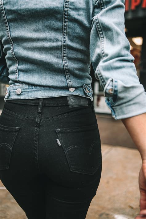 levis high rise jeans   olivia rink