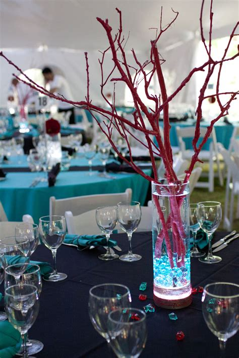 wedding centerpieces with branches and lights lighted tree branches centerpieces quotes