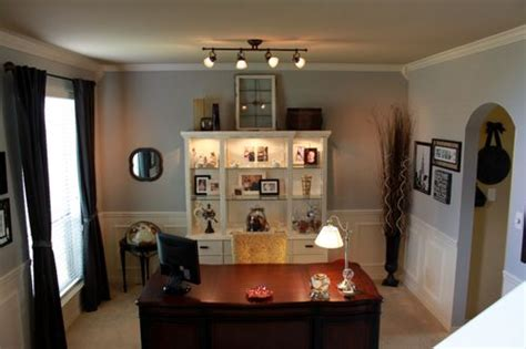 Dining Room Into Office by Turning A Formal Dining Room Into An Office Open Floor