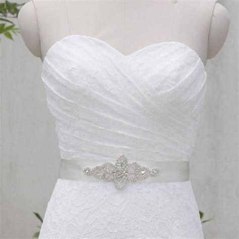 94 cheap wedding dress belts and sashes bridal sash