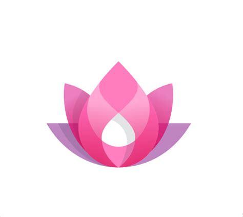 lotus flower logos 25 flower logo designs ideas exles design trends