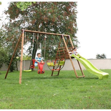 Balancoire Toys R Us by Ldd Soulet Portique Bois Hellebore Vendu Par Toys R Us