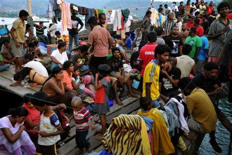 Refugees Asylum Seekers   refugee intake starts in the region