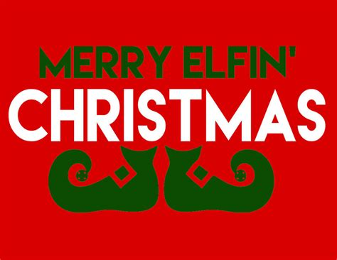merry elfin elf funny cute christmas  shirt holiday party xmas  shoes ebay