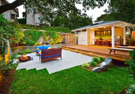 Remodel Backyard by Outdoor Before And After Lochwood Lozier Custom Homes