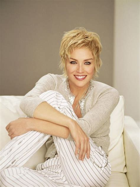 who cut sharon stones hair on shape magaziine 503 best hair cut color ideas images on pinterest