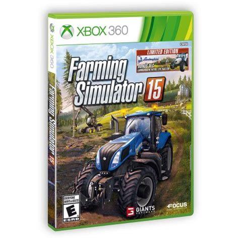 15 Xbox Gift Card Walmart - farming simulator 15 xbox 360 walmart com