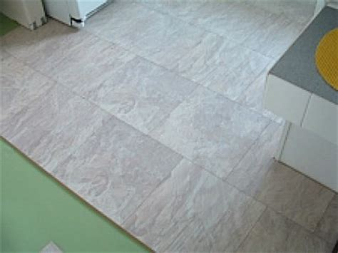 Laying Laminate Flooring On Tiles by Installing Laminate Tile Ceramic Tile 171 Diy Laminate