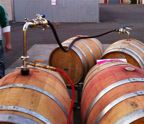 Racking Wine by Racking