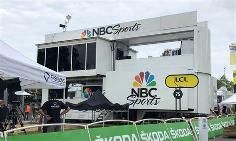 nbc sports  de france coverage adds augmented reality   bike pov cameras