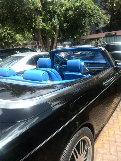 roll royce kenya most expensive cars spotted on roads photos