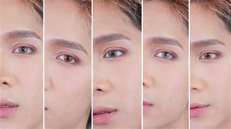 Softlens Korea Russian Velvet Brown Color Lens For Solotica Lens Dupe Edward