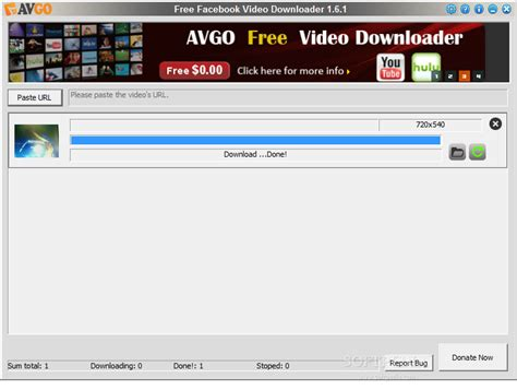 fb video downloader avgo free facebook video downloader 1 7 7 free and review