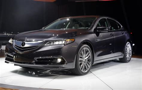iihs released crash test result for 2015 acura tlx
