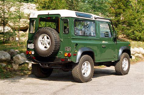 97 land rover defender 1993 97 land rover defender 110 defender consumer guide auto