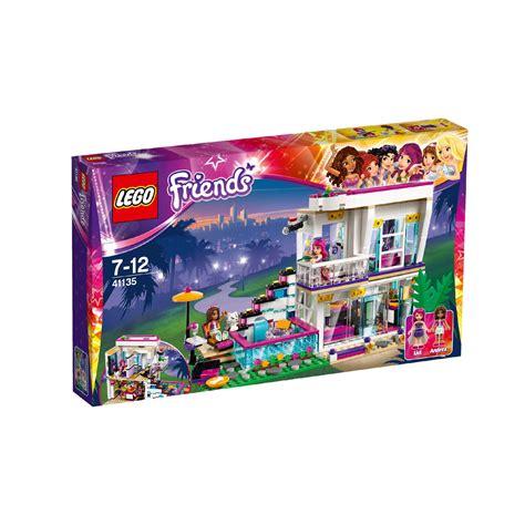 star house lego friends livis pop star house 41135 163 50 00 hamleys