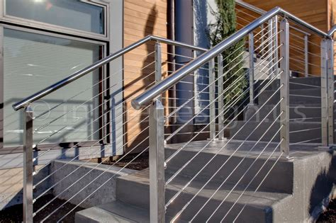 stainless steel banisters square stainless steel railing parts joy studio design