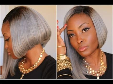 grey hair weaves for african american women 2015 hair trends black women rocking grey hair the