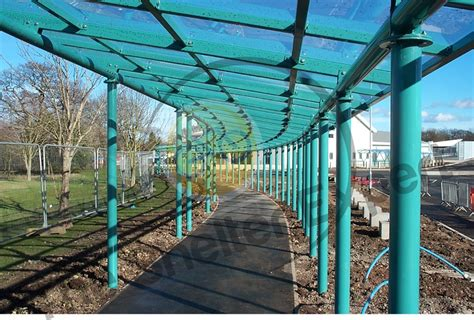 Pathways Duty by Heavy Duty Canopy And Walkway System