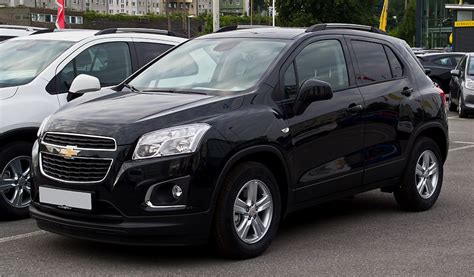 qotd is the chevrolet trax debuting in new york the