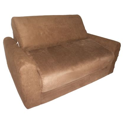 microsuede sleeper sofa sofa sleeper in brown microsuede rosenberryrooms com