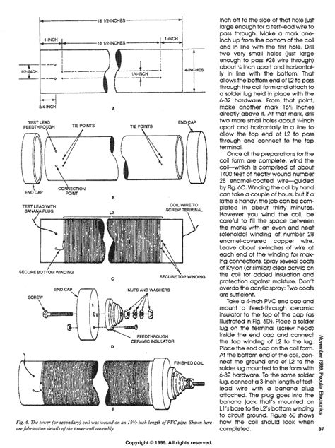 Tesla Pdf Solid State Tesla Coil Nu Energy Research Archive