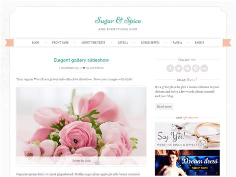 free theme download for cherry mobile w6i 15 feminine wordpress themes for women entrepreneurs