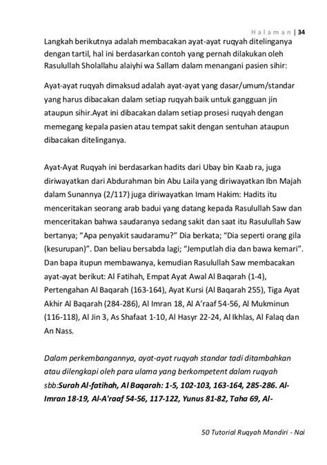 tutorial shalat taubat 50 tutorial ruqyah mandiri