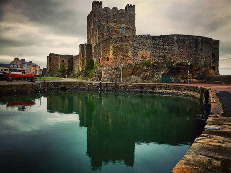 Carrickfergus Castle in Co. Antrim   Ireland Planner