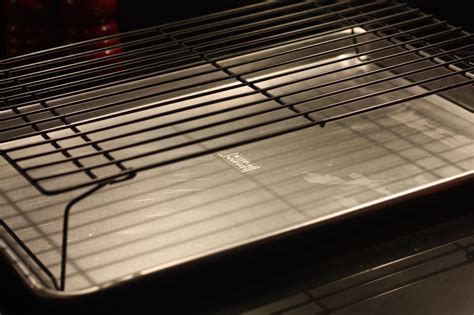 Baking Sheet Rack by Sauteed Chicken With Tarragon Tiny Test Kitchen