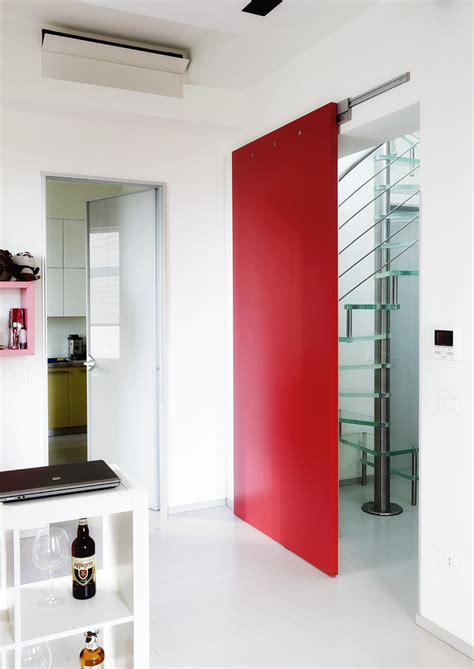 porta interna scorrevole porta scorrevole interna abitazione privata domosystem
