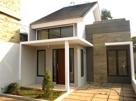 koleksi desain menarik rumah minimalis type