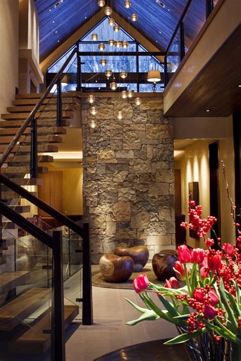 foyer zen contemporary entryway foyer decorating ideas interior design