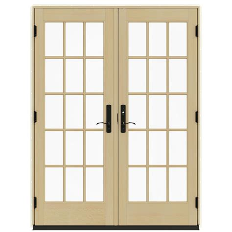 French Patio Door Patio Doors Exterior Doors The Patio Door Home Depot