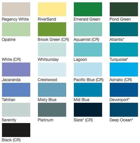 pool paint colors pool paint