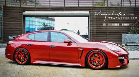 porsche panamera turbo custom custom porsche panamera turbo by reinart design
