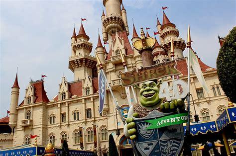 4d Universal Studio Singapore Legoland universal studios singapore shrek 4d