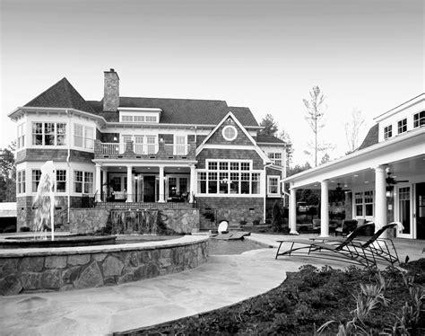 Shingle House Plans hampton shingle style house plans