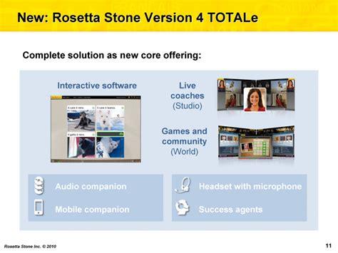 rosetta stone version 4 rosetta stone inc form 8 k a ex 99 2 february 26 2010