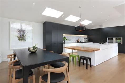 modern kitchen designs with island 15 modern kitchen island designs we love