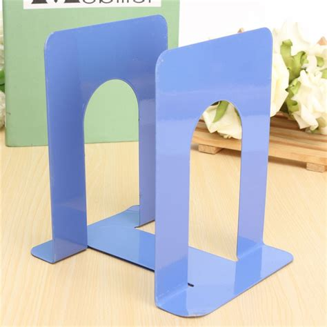 book holder for desk bookends solid metal high desk book organizer