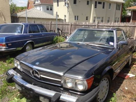 how to learn all about cars 1987 mercedes benz w201 electronic valve timing find new 1987 mercedes benz 560 sl convertible hard top leather mint clean v8 owner in